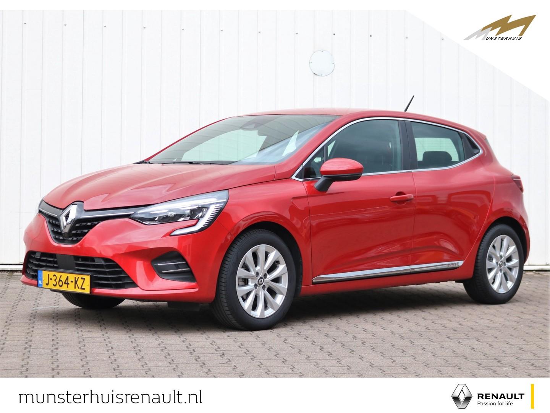 Renault Clio Tce 100 intens - easy link navigatie -