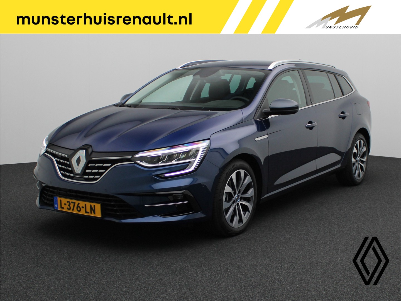 Renault Mégane Estate plug-in hybrid 160 business edition one - demo -