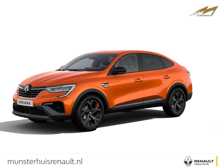 Renault Arkana R.s. line e-tech hybrid 145 - nieuw model -