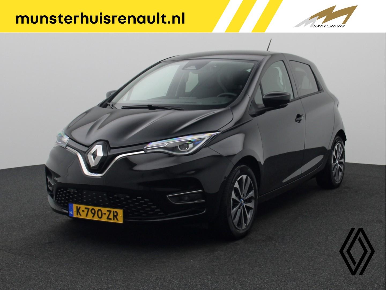 Renault Zoe R135 intens 50 z.e. 50 - 12% bijtelling - batterijkoop -