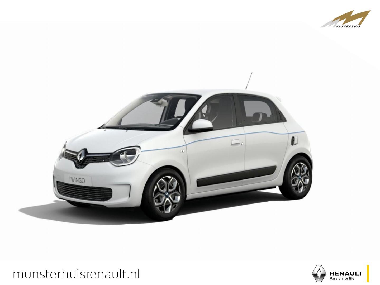 Renault Twingo Z.e. collection e-tech electric r80 -  volledig elektrisch - nieuw -