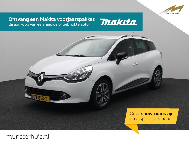 Renault Clio Estate tce 90 night&day - parkeersensoren achter -