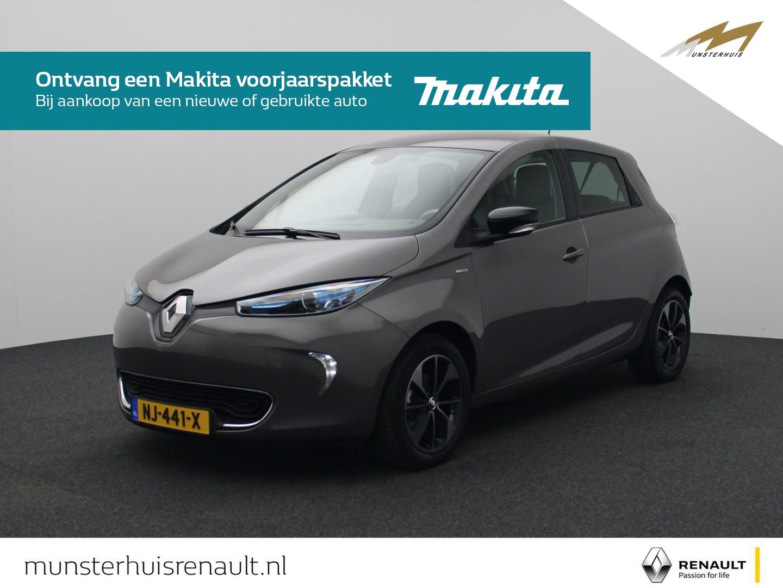 Renault Zoe R90 bose 41 kwh - batterijhuur - €2.000,- overheidssubsidie -