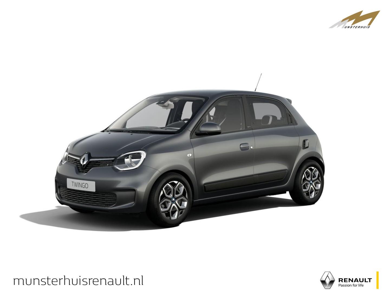 Renault Twingo Z.e. collection r80 -  volledig elektrisch - nieuw