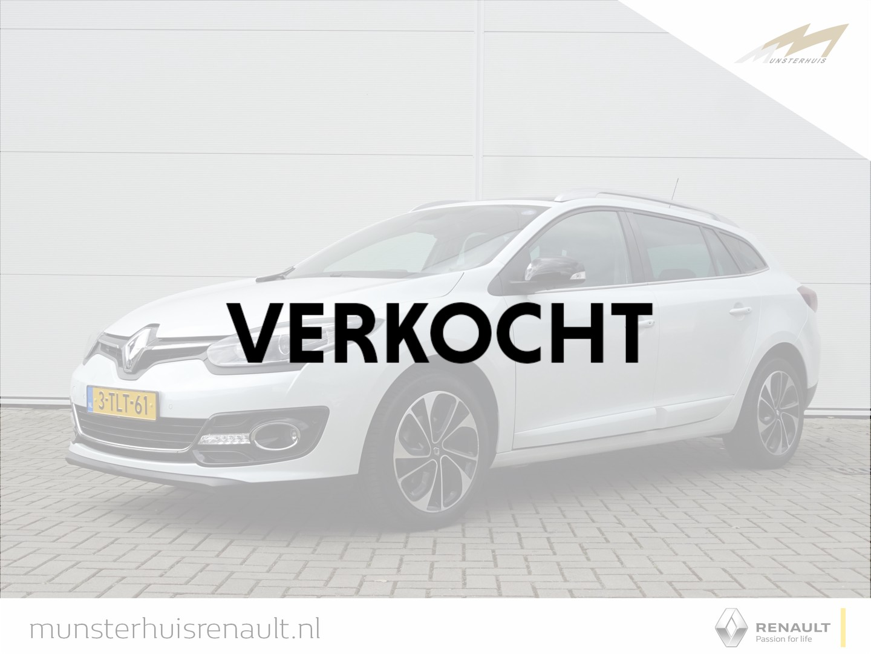 Renault Mégane Estate energy tce 130 bose - trekhaak