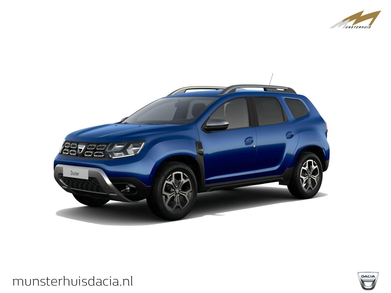 Dacia Duster Tce 100 bi-fuel prestige - nieuw - lpg-installatie -