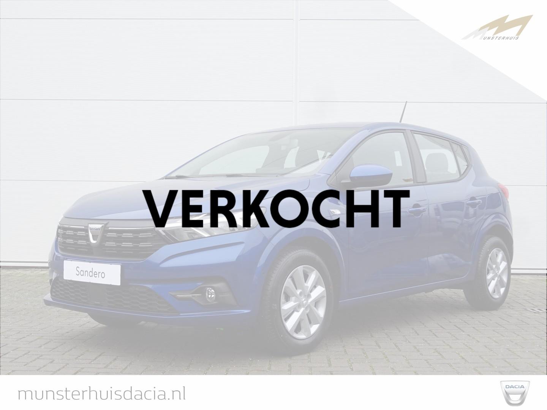 Dacia Sandero Tce 100 bi-fuel comfort - nieuw - lpg-installatie -