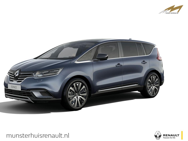 Renault Espace Initiale paris 7 zitplaatsen blue dci 190 edc 7p. - nieuw - wordt verwacht -