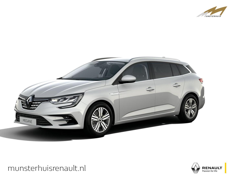Renault Mégane Estate intens* tce 140 edc  - nieuw - automaat -