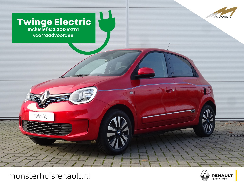 Renault Twingo Electric r80 intens - nieuw - extra voordeel !