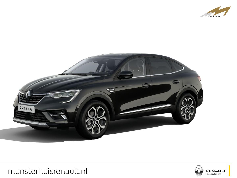Renault Arkana Intens e-tech hybrid 145 - nieuw model -