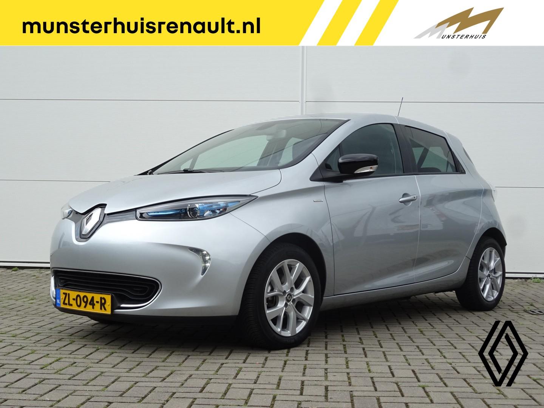 Renault Zoe R110 limited 41 kwh - batterijkoop