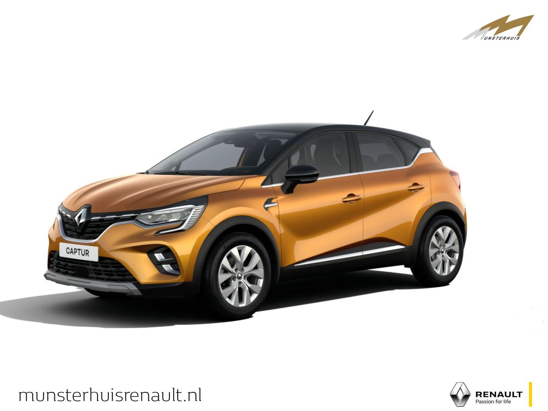 Renault Captur Intens tce 140 edc - nieuw - automaat