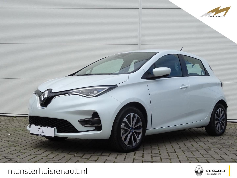 Renault Zoe Zen r135 batterijkoop - 12% bijtelling - nieuw -