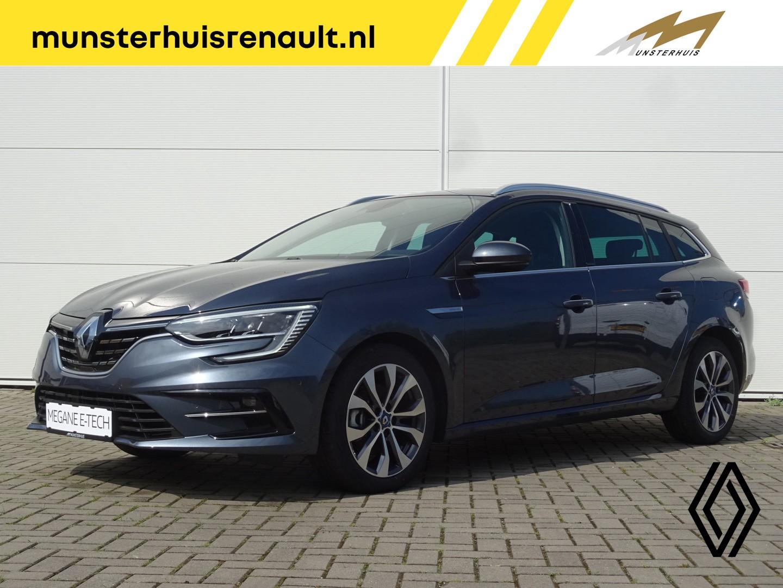 Renault Mégane Estate plug-in hybrid 160 business edition one - nieuw -