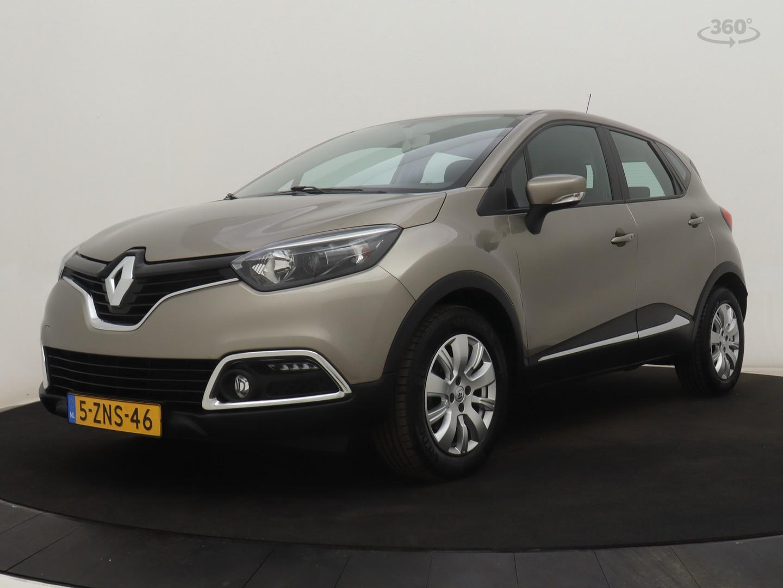 Renault Captur 1.5 dci 90 pk expression