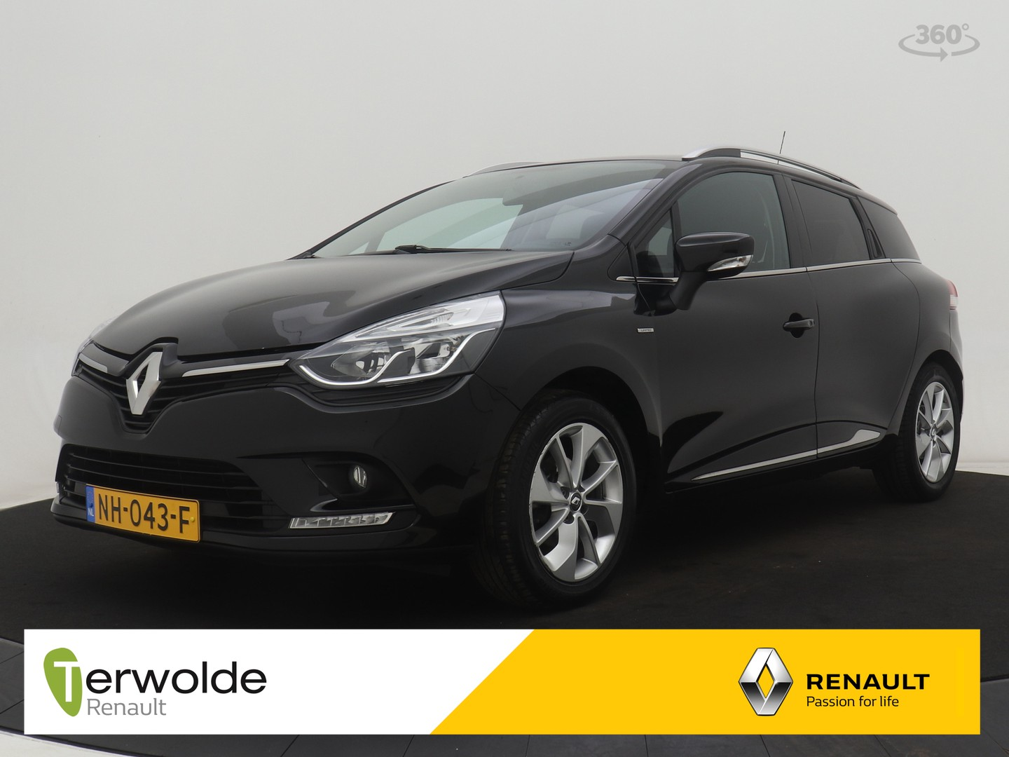 Renault Clio Estate tce 90 pk limited