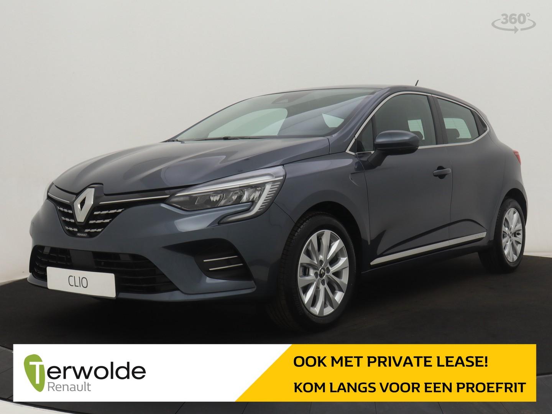 Renault Clio 1.0 tce intens voorraad voordeel € 1.619,-