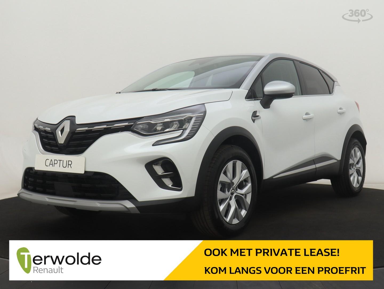 Renault Captur 1.0 tce intens voorraad voordeel € 1.744,-