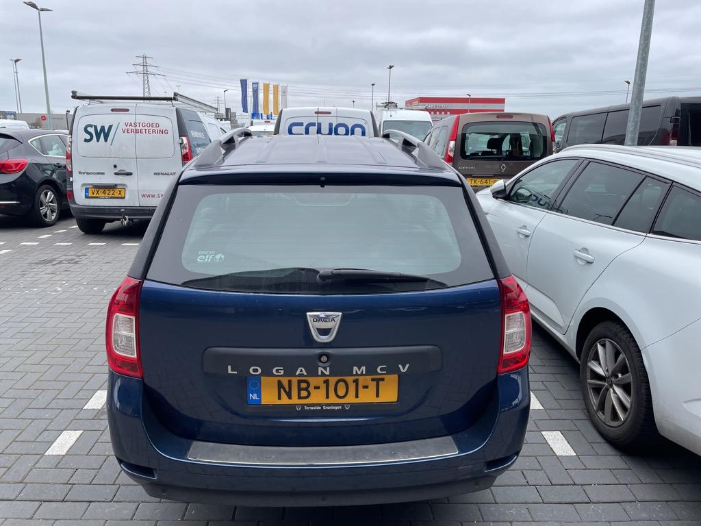 Dacia Logan Mcv tce 90 pk laureate