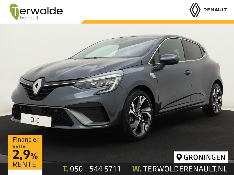 Renault Clio 1.0 tce intens voorraad voordeel € 1.619,- korting