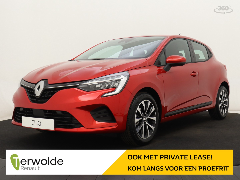 Renault Clio 1.0 tce zen voorraad voordeel € 1.619,- korting