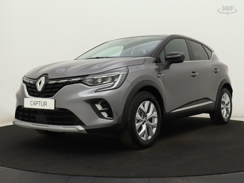 Renault Captur 1.0 tce intens voorraad voordeel € 1.744,- korting