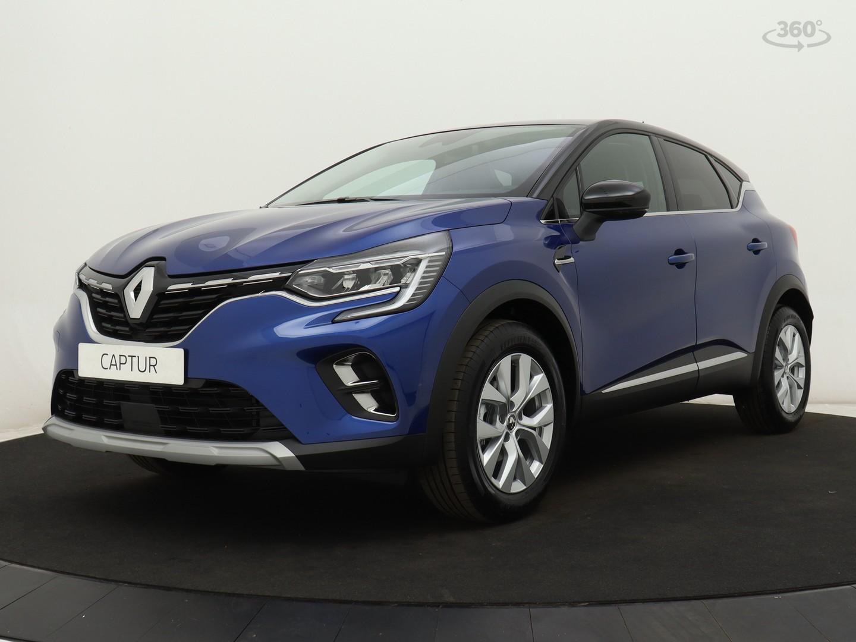 Renault Captur 1.3 tce intens automaat voorraad voordeel € 1.744,- korting