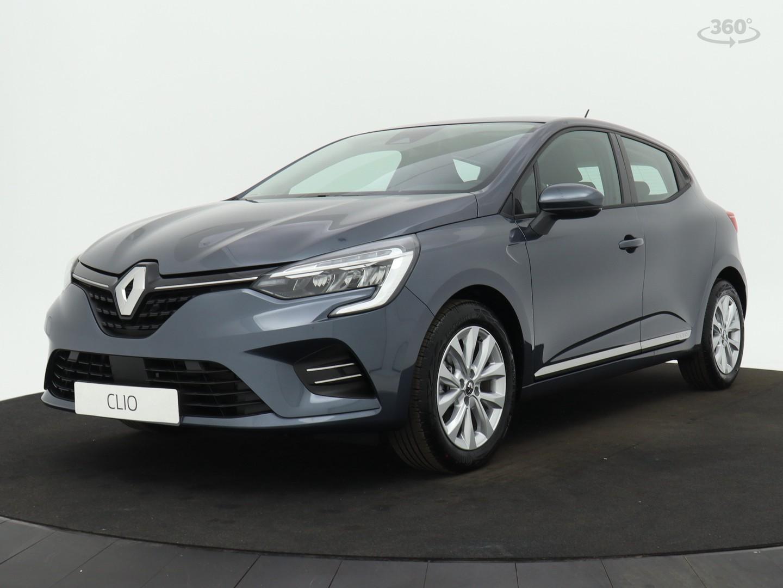Renault Clio Tce 90 bi-fuel zen voorraadvoordeel € 1.619,-