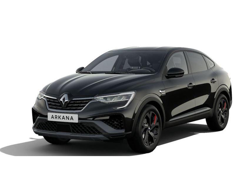 Renault Arkana 1.6 hybrid r.s. line e-tech vanaf begin juli in de showroom