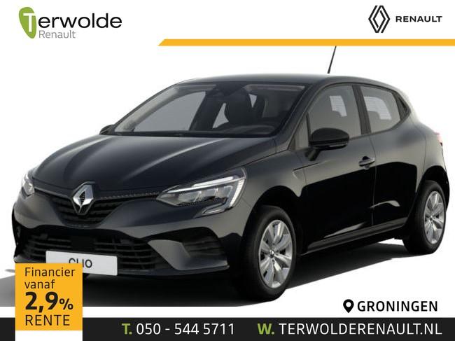 Renault Clio 1.0 tce 100 pk life demo