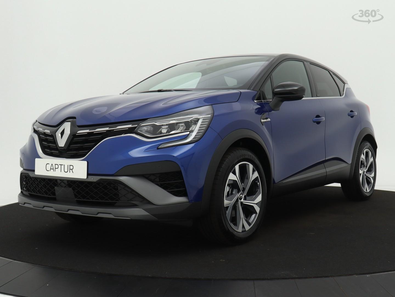 Renault Captur 1.6 hybrid r.s. line nu in de showroom