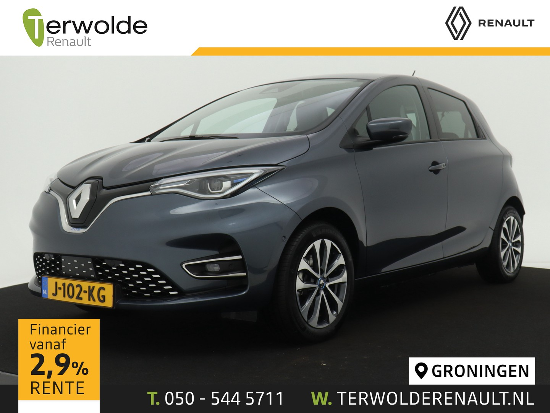 Renault Zoe R135 intens 50 (ex accu) huur accu!