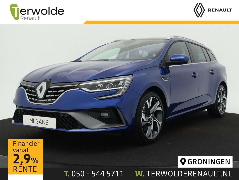 Renault Mégane Estate 1.3 tce r.s. line voorraad voordeel