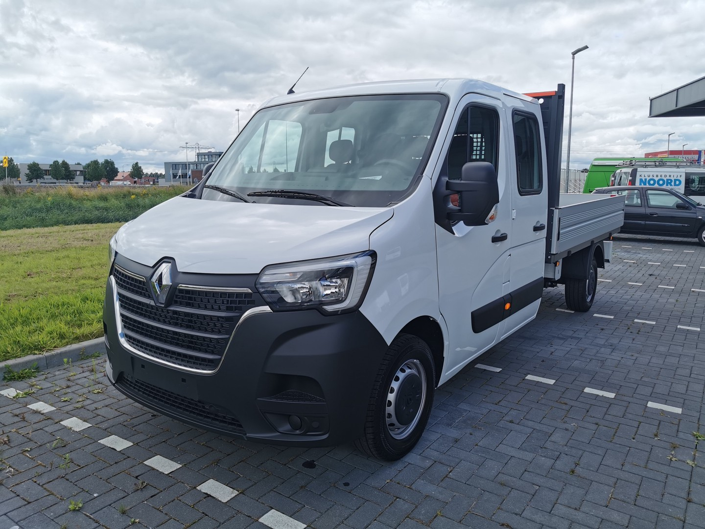 Renault Master T35 2.3 dci l3 dc energy pick-up