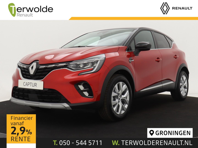 Renault Captur 1.3 tce intens automaat ,voorraad voordeel € 2.280,-
