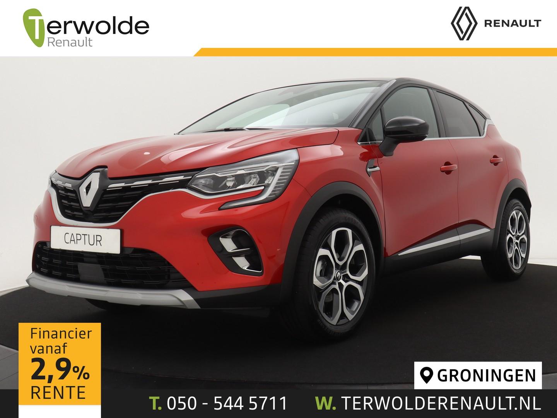 Renault Captur 1.0 tce intens op voorraad , voorraad voordeel € 1.945,-