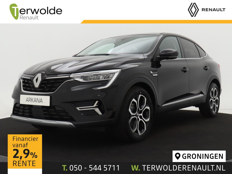 Renault Arkana 1.6 hybrid intens e-tech nu op voorraad , voorraad voordeel € 1.200,-