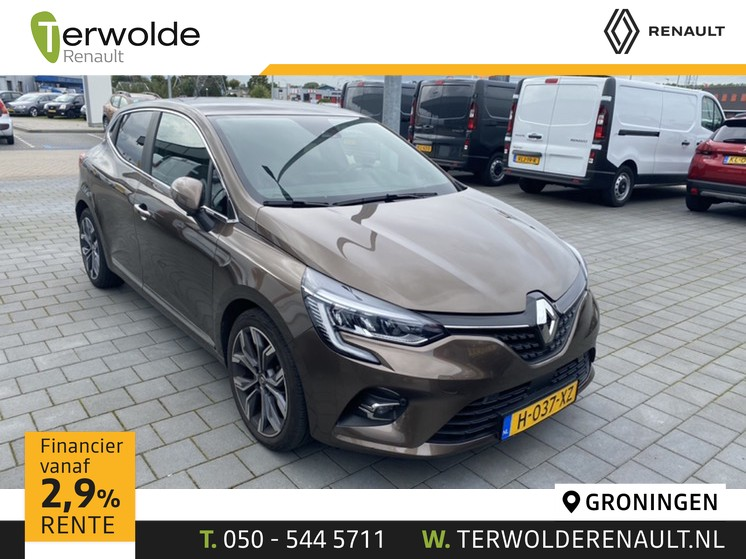 Renault Clio 1.0 tce intens camera