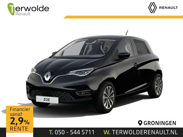 Renault Zoe R135 intens 50 demo