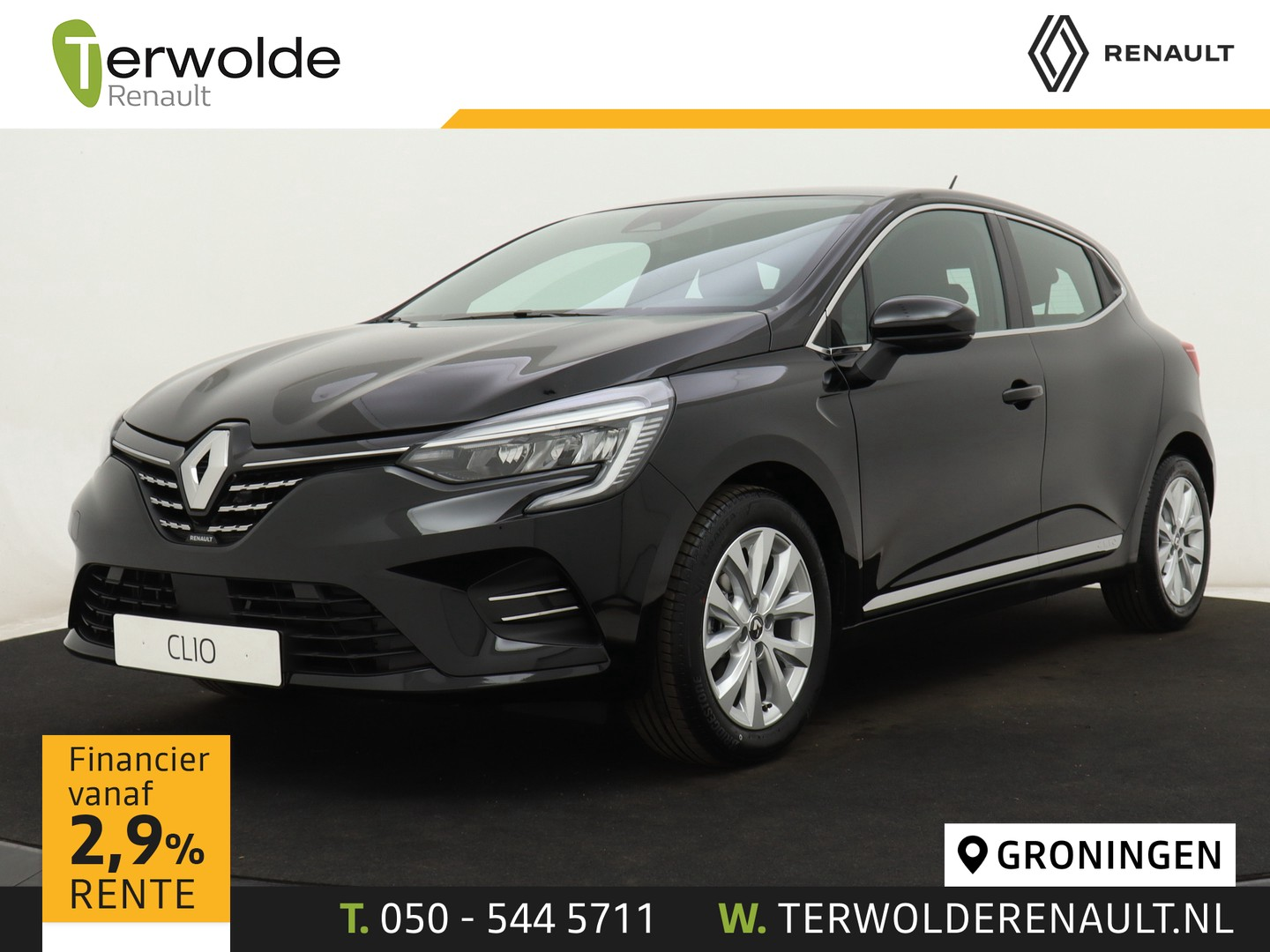Renault Clio 1.0 tce intens demo