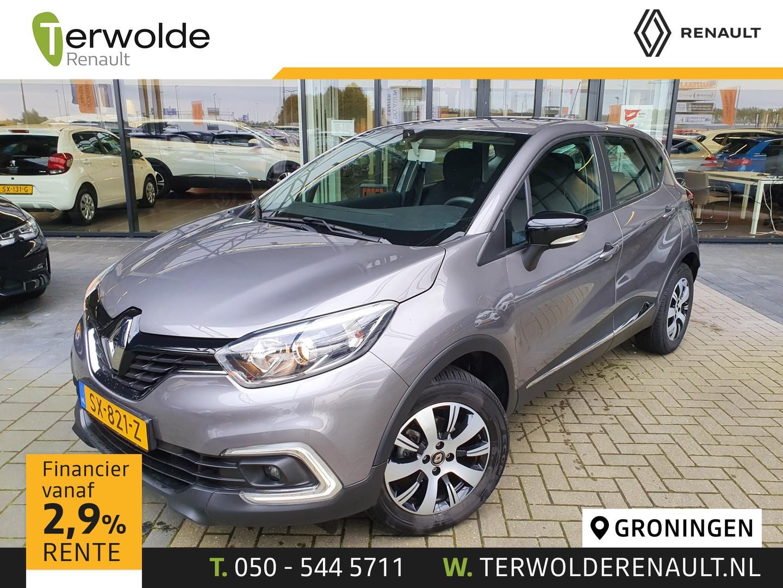 Renault Captur 0.9 tce 90pk zen nieuw binnen!