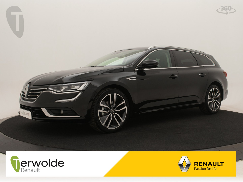 Renault Talisman estate 1.7 blue dci intens business pack