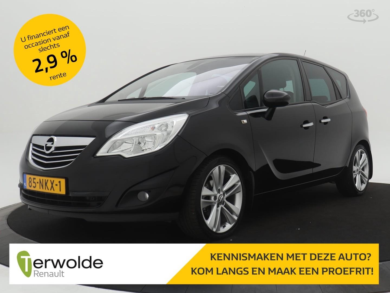 Opel Meriva 1.4 turbo 120 pk cosmo