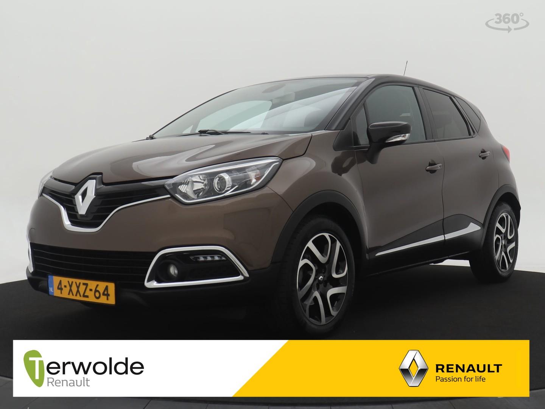Renault Captur 1.2 tce 120 pk dynamique automaat!